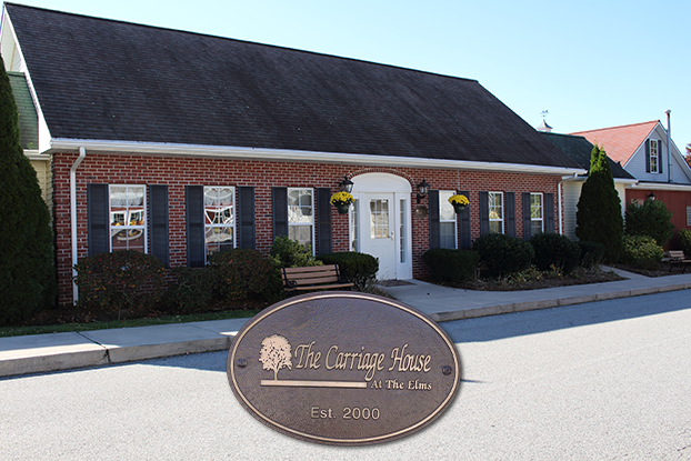 The Carriage House at The Elms