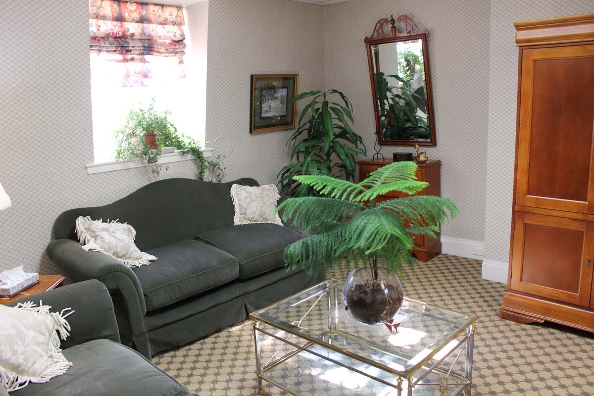 Independent senior living suites